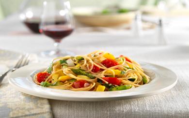Spring Spaghetti Feast