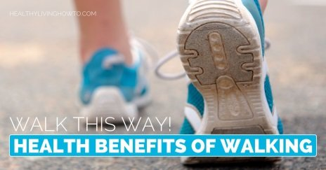 The Benefits of Walking…and Tracking your Progress!